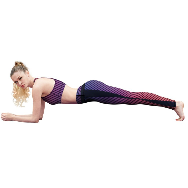2017 Fashion Sport Workout Gym Yoga Women Pants