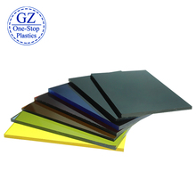 All kinds of color and Custom Order 5mm Thick Acrylic/PMMA Sheet