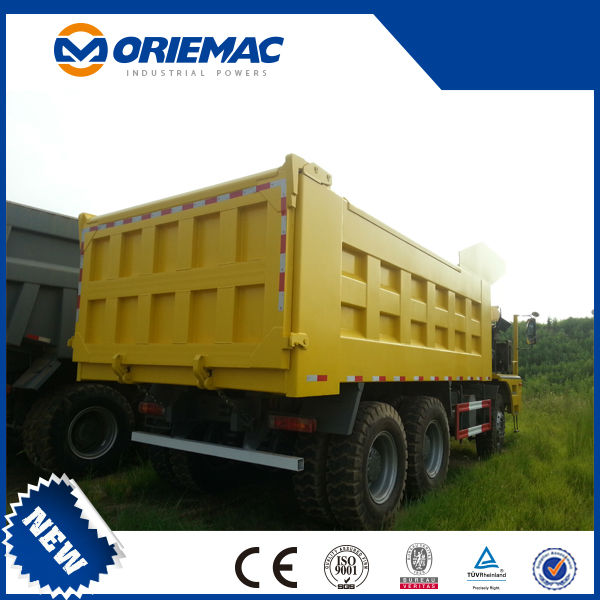 HOWO dump trucks automatic transmission 6x4 Tipper