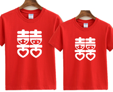 Couple Shirts Design For Lovers Clothes T Shirt Couple Lovers Printing In China