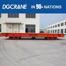 Metal Industry Steel Beam Handling Wagon With Cast Steel Wheel