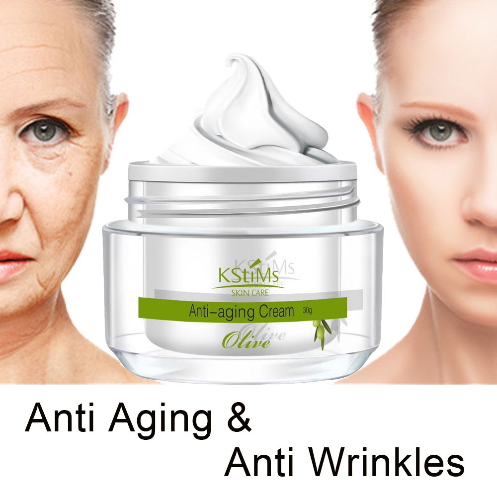 Korean Hyaluronic Acid <strong>Collagen</strong> Bio Face Cream <strong>Q10</strong> Whitening Anti Aging Wrinkle Cream