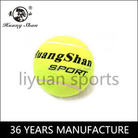 Fun and eco-friendly jumbo tennis ball for Children for sign 8.5""