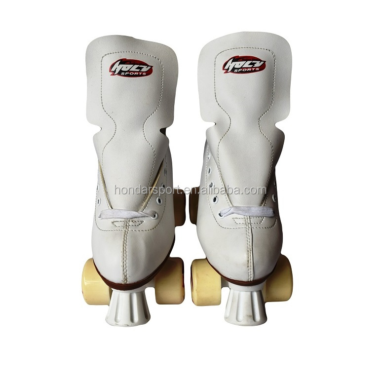Professional holy quad roller skate shoes for adults and kids