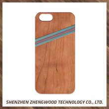 Natural wooden mobile phone case wholesale mobile phone accessories for iphone
