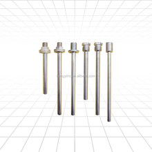 new type thermowell with SS304 and different size