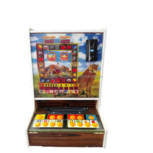 indoor table top mario slot game machine / gambling machine game boards