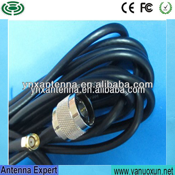 Professional Supply 10M Cable Pigtail Jumper SMA To N Male Cable RF Cable Assembly With N Connectors