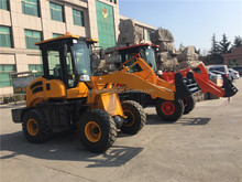 construction equipment CE approved cheap wheel loader price zl916 for sale