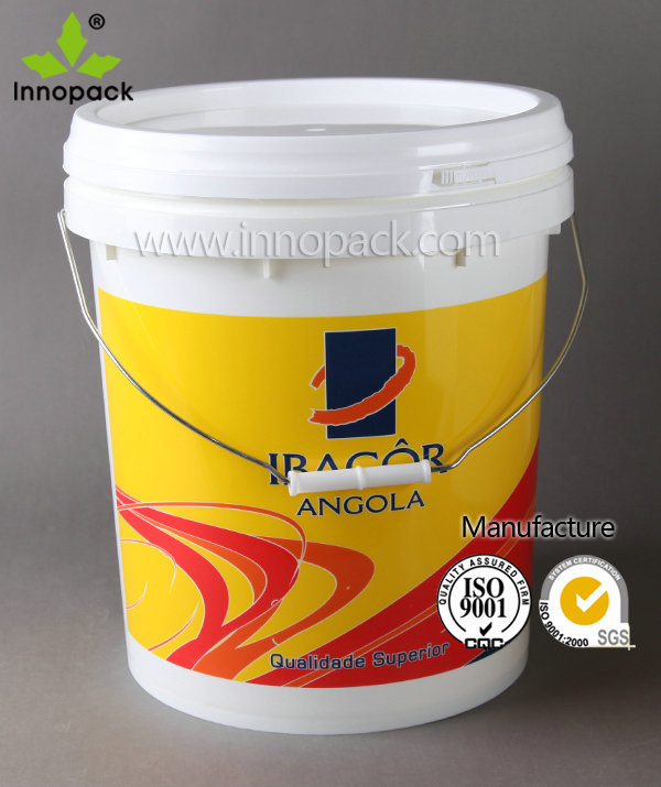 Wholesale 5 Gallon Paint Plastic Containers With Lids And Handles Buy 5 Gallon Paint Plastic