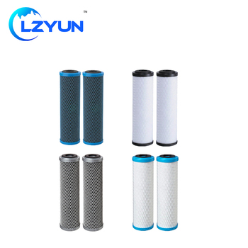 Whole House Water Filter Carbon Block Cartridge