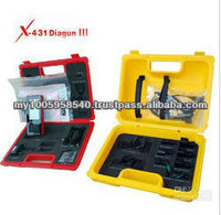 2013 New arrival original LAUNCH Auto Scan Tool X431 Diagun III dhl/ups free shipping update on line