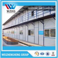 2016 high quality prefabricated modular home spain