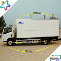 10T Middle Duty 700P NPR Chassis Seafood Truck