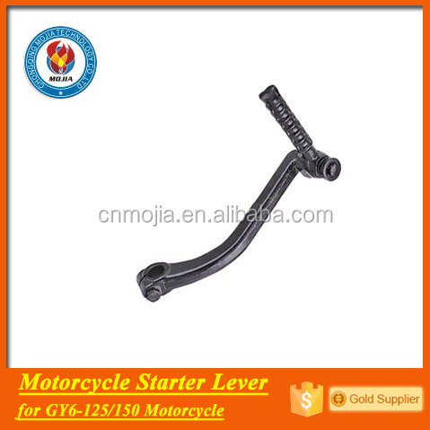 motorcycle spare parts starter lever gy6 125 engine parts