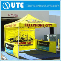 trade show exhibition pop up stand tent