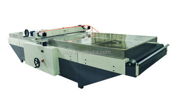 Furniture panel/floor/glass/metal Curtain Flow painting Equipment
