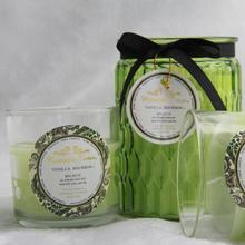 Wholesale Organic Soy Wax Scented Candles in Luxury Glass Jar