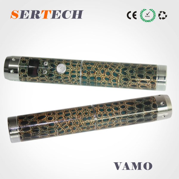 "Shenzhen wholesale quality products 360mah huge vaporizer ""e-cig vv vamo mod"" on promotion for electronic cigarette"