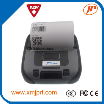 80mm Portable Bluetooth Thermal Barcode Mobile Printer for label printing