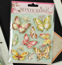 3D Stickers DIY Gift / photo album / scrapbooking Crafts for Kids / card that makes the wedding Decoration