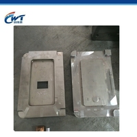 Low cost injection mould plastic fruit basket mould