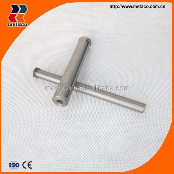 High universality stainless steel hollow threaded rod