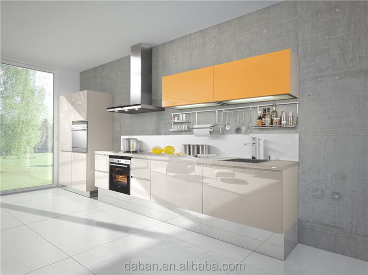cocina de diseño italiano moderno alto brillo mueble cocinaCocinas