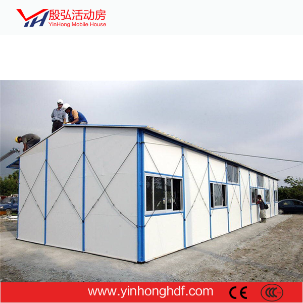 Super quality best-selling steel structure modular house classrooms instead