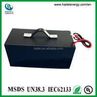 customized lifepo4 battery 48v 60ah with steel case