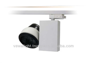 Powerful LED Track Light 35W Cree New Module