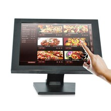 15 inch industrial touch screen all in one pc / computer/ fanless pc linux (factory/manufactory )
