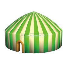 Colorful and Durable domed air sealed tent barry Inflatable tent