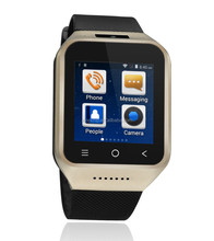 China cheap multi-function 3G wifi Smart watch phone with bluetooth 4.2.2
