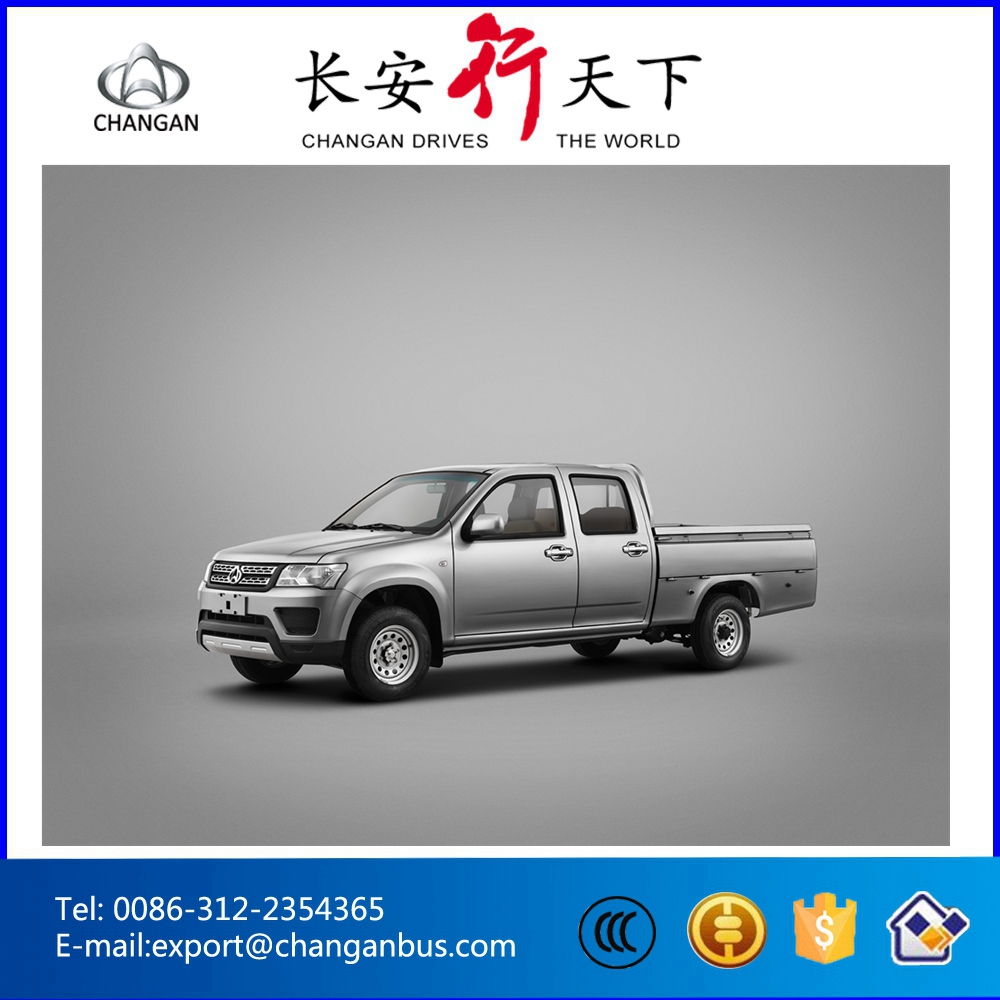 Changan F30 - long wheelbase double cabin mini pickup