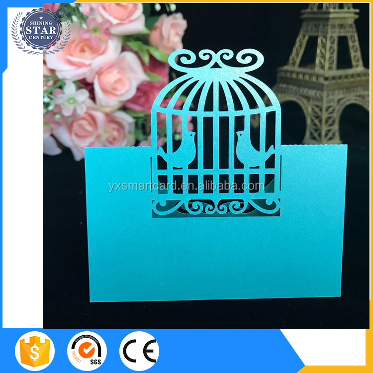 hight quality paper card printing / latest wedding invitation card designs