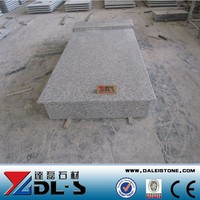 Cheap Light Grey Granite G623 Hungary Tombstone