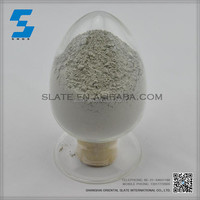 White Bulk clay bentonite