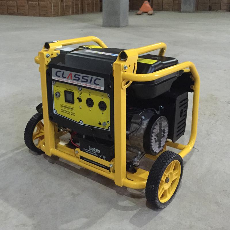 Bison firman generadores 2500 w generador port til de for Generador gasolina barato