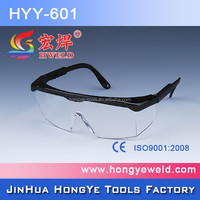 Colorful working safety goggles and anti fog safety goggles