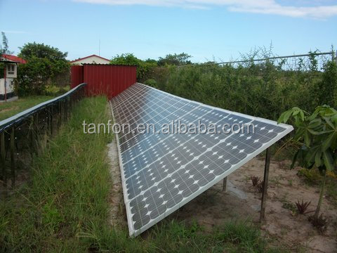 1kwatt photovoltaic solar panel / technology of soler energy products 2KW 3KW 5kw /solar power 3 kw complete set