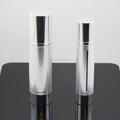 Luxury Plastic acrylic airless bottle cosmetic
