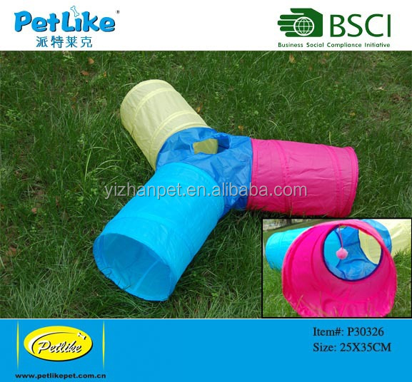 New 2016 online shopping dog cat pet China supplier colorful dog agility tunnel,outdoor dog tunnel,wholesale dog toys
