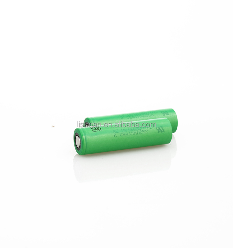 In stock original authentic for sony vtc5 3.7v 2600mah high drain 18650 battery for factory price