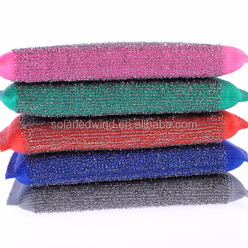 kitchen cleaning Stainless Steel sponge Scouring Pads