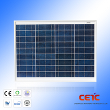 High Efficiency Good Price 40W Poly Solar Panel For Home Use