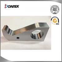 China factory CNC machined motorcycle spare parts