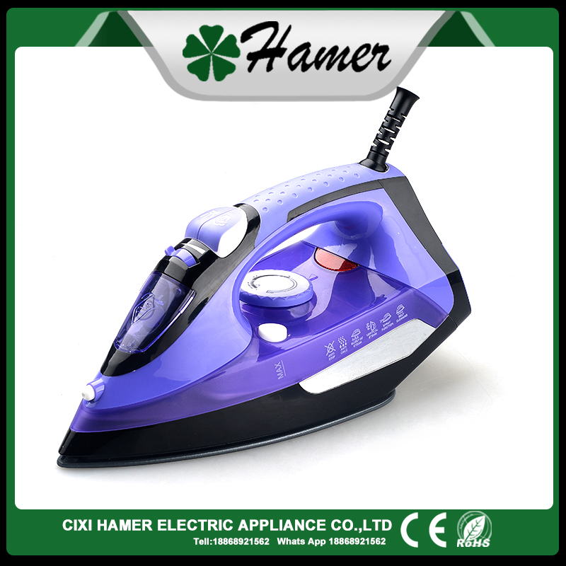 China Manufacture Electric Price Steam Irons That Doesn'T Leak
