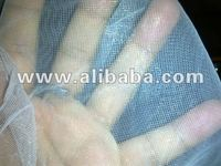 100% NYLON BRIGHT SQUARE NET FABRIC