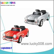 New battery cars children's ride on car toys with batteries EN71 2 colors with wholesale childrens electric cars for sale